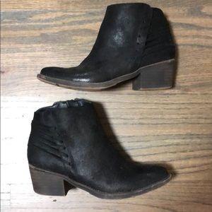 Volatile black boots. Size 7.